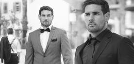חליפות חתן- בלייזר עם כיס צידי