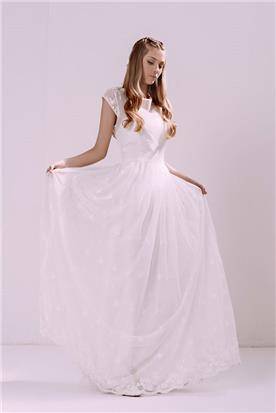 שמלת כלה לטראש דה דרס