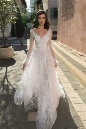 שמלת בגימור מושלם