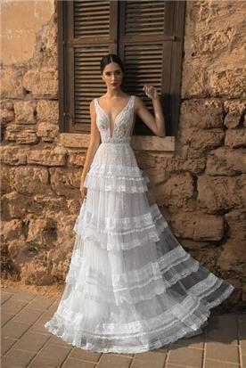 שמלת בשילוב תחרה