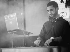 תקליטן - די ג'יי נאור מרציאנו - DJ Naor M
