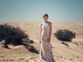 שמלת כלה - הילה שלום