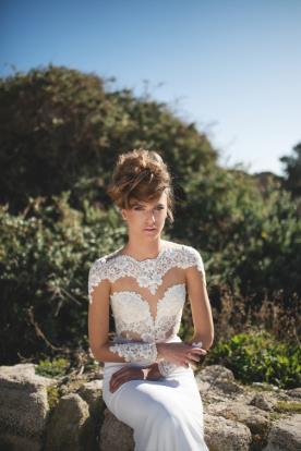 שמלת כלה הוט קוטור רומנטית