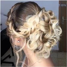 אלכסנדרה - עיצוב שיער לכלות