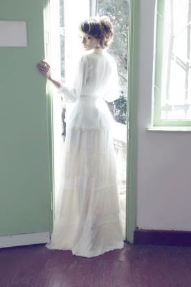 שמלת כלה בסגנון ויקטוריאני