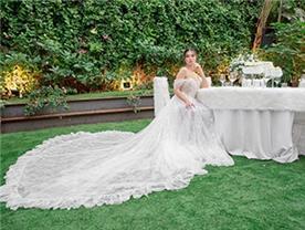 שמלת ערב - יסמין ורסנו
