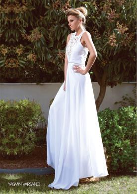 שמלת כלה למראה אלגנטי קליל