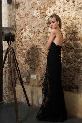 שמלת כלה:  - דורין מזוז - שמלות כלה וערב