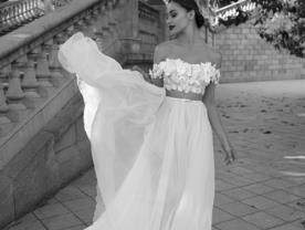 שמלת כלה - אושרת משעל שמלות ערב וכלה