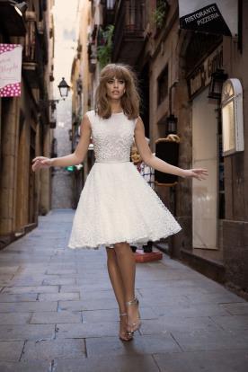 שמלה קלאסית לכלה המודרנית