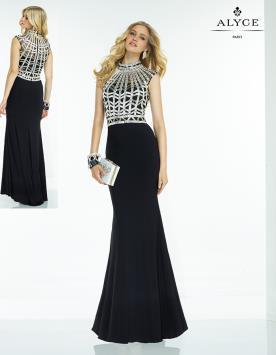 שמלת כלה שחורה וכסופה