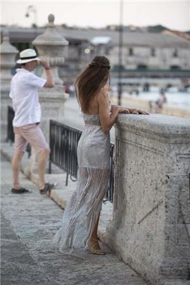 שמלות כלה בגזרת בת הים