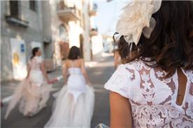 שמלה ערב עם פפיון