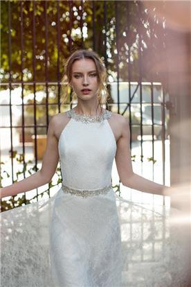 שמלה צמודה אלגנטית