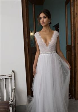 שמלת ערב מובחרת