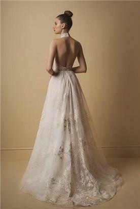 שמלה עם שרוול ארוך