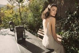 שמלת כלה כתפיות חרוזים