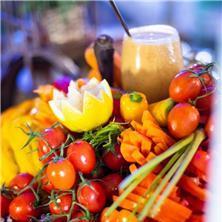 פלטת ירקות - שביל עיזים