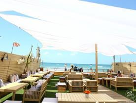 גן אירועים - הים של יפו