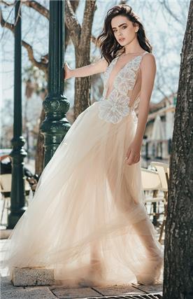 שמלת כלה טול