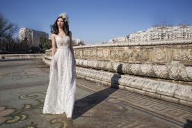 שלומית אזרד - שמלות כלה בהתאמה אישית