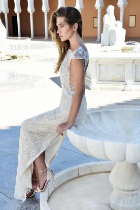שמלת כלה בסגנון זוהר