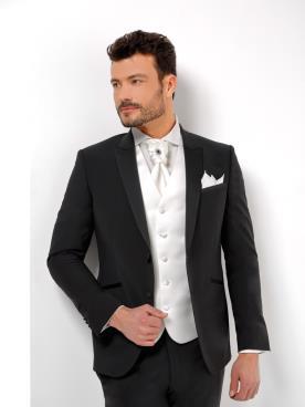 חליפה קלאסית בת שני חלקים