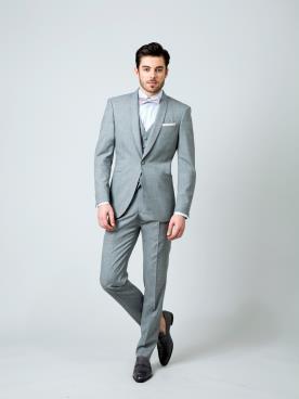 חליפה אורבנית בת שלושה חלקים