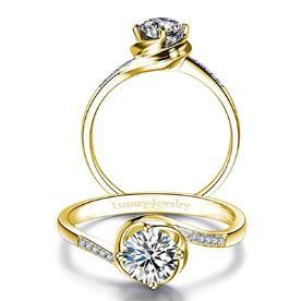 טבעת אירוסין בעיצוב ייחודי