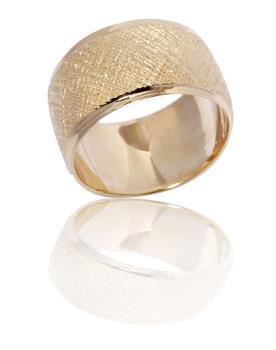 טבעת נישואין בעיצוב ייחודי