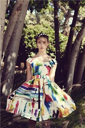חני ציבליק - עיצוב שמלות ערב