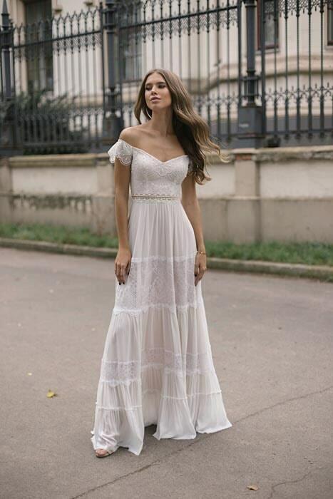 שמלות כלה בעיצוב פרטני