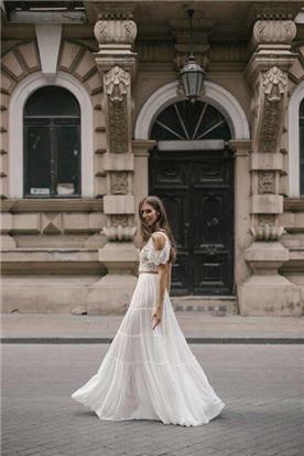 שמלה כלה מיוחדת