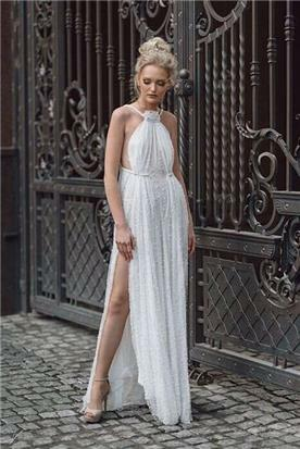 שמלה ערב במידות גדולות
