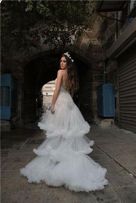 שמלות כלה לפי הזמנה