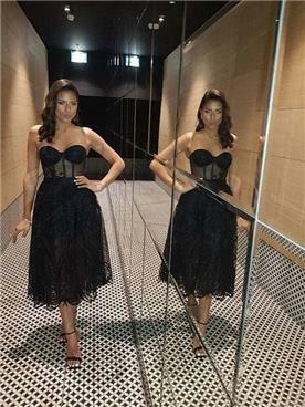 שמלות ערב של דנה איבנסקי