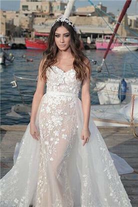 דנה איבנסקי - שמלות כלה