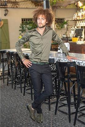 חליפת חתן: חולצה, מכנסיים - ESPANOL אספניול אופנה וחתנים
