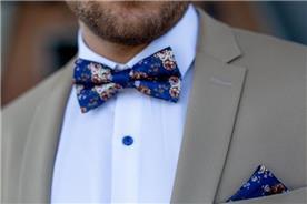 חליפת חתן: חליפה בצבע חום - ESPANOL אספניול אופנה וחתנים