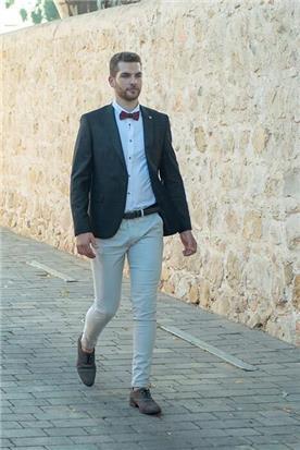 חליפת חתן: מכנסיים, בלייזר - ESPANOL אספניול אופנה וחתנים
