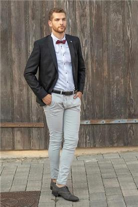 חליפת חתן: חולצה, מכנסיים, בלייזר - ESPANOL אספניול אופנה וחתנים