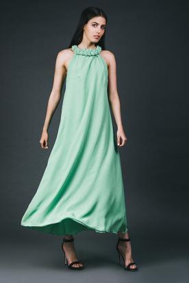 שמלת ערב רחבה