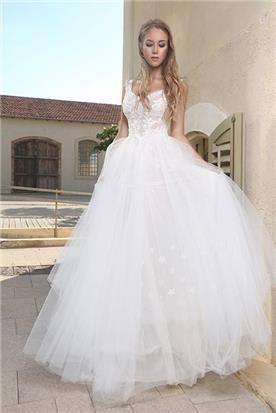 עיצוב שמלות כלה - אנסטסיה שץ