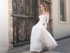 שמלת כלה - אנסטסיה שץ Anastasiya Shatz