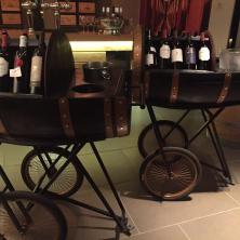עגלות יין