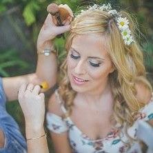 קישוטי פרחים לשיער