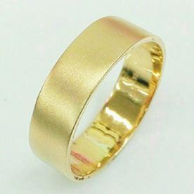 טבעת נישואין קלאסית עדינה