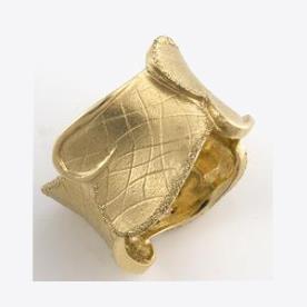 טבעת נישואין בסגנון אר נובו