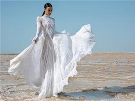 שמלת כלה ושמלת ערב - אלישבע סבג מעצבת שמלות כלה וערב