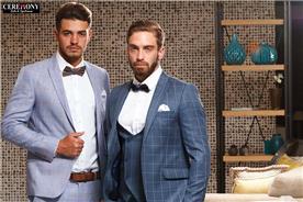 חליפות בצבעים סולידיים